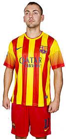 Футбольная форма Барселона Неймар 2013-2014 размер взрослый L