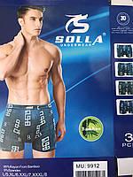 Трусы мужские боксеры Solla 46-52