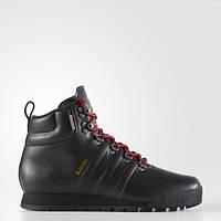 Зимние кожаные ботинки Adidas Jake Blauvelt CQ1196
