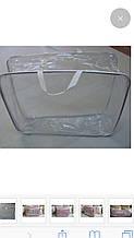 Сумка упаковочная большая прозрачная