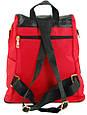 Необыкновенный рюкзак Traum 7229-51Черный, фото 2