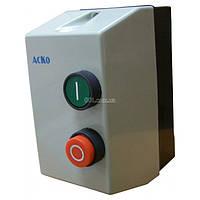 Контактор ПМК 12 (LE1-D12) 12А 380В/AC в оболочке с тепловым реле РТ-1316, АСКО-УКРЕМ, A0040040002