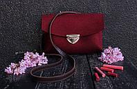 """Жіноча сумка з фетру """"Іndividual"""" сумка ручної роботи від української майстерні PalMar, сумка с войлока"""