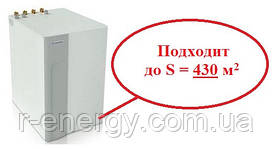 Тепловой насос грунт-вода Climaveneta  Prana BWR MTD2 23 кВт до 430 м.кв.