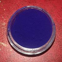Пигмент фиолетовый матовый банка для дизайна ногтей