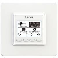 Программируемый терморегулятор для ик-панелей terneo pro* белый