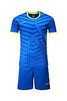 Футбольная форма Europaw 015 синяя M (48 на рост 175-180 см)