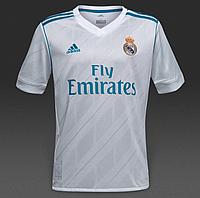 Футбольная форма Реал Мадрид (Real Madrid) 2017-2018 Домашняя, фото 1