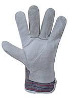 Перчатки комбинированные спилковые Seven SFHL-E0102 69300