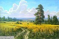 Картина пейзаж. Холст \ масло.