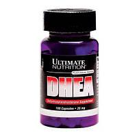 Повышение тестостерона Ultimate nutrition Dhea Dehydroepiandrosterone ( 25 Mg 100 caps)