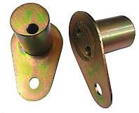 Вухо для пальця клапана скидання повітря 2* (направо/наліво) 2х0.25