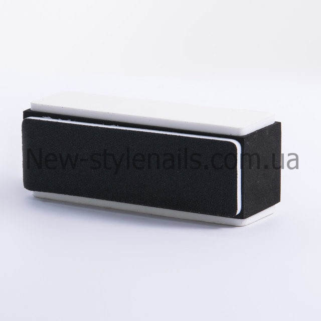 Баф 4-х сторонний полировщик 24 шт/уп,черный