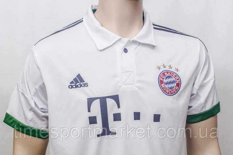 Футбольная форма Бавария выездная 2013-2014 (Реплика)