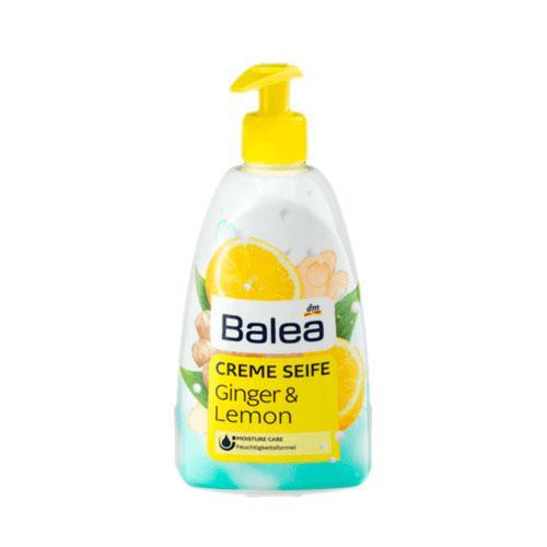Balea Ginger & Lemon Жидкое мыло 500 ml