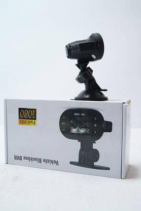 Видеорегистратор Mini Vehicle DVR, обзор 120°, CMOS, циклическая запись. , фото 2