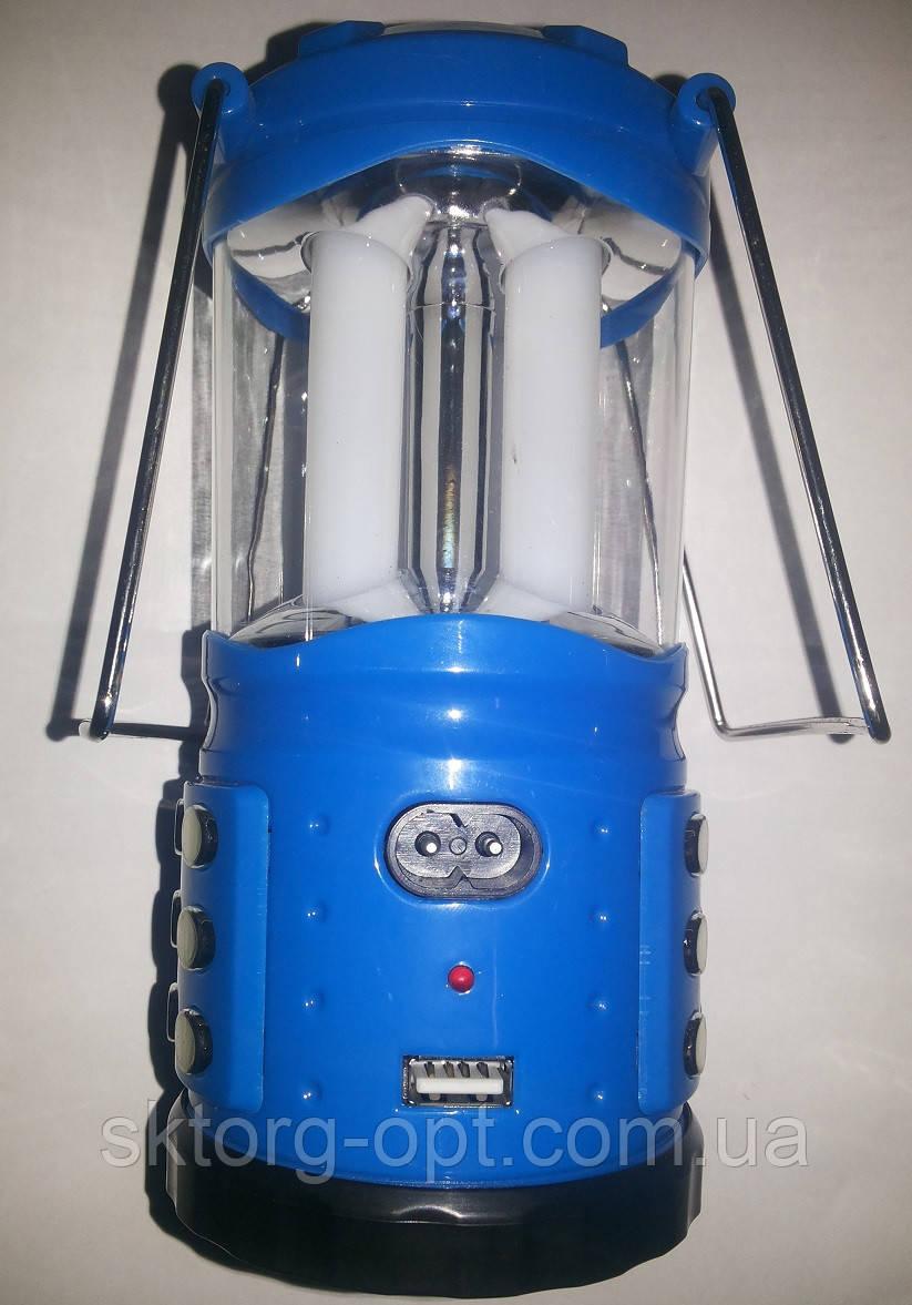 Кемпинговая аккумуляторная лампа JY-180-4