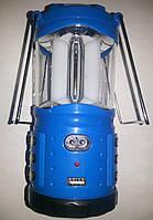 Кемпинговая аккумуляторная лампа JY-180-4, фото 1