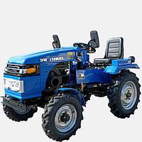 Минитрактор, Трактор  DW 150RXL (15 л.с., колеса 5,00-12/6,5-16, регулируемая колея, с гидравликой)