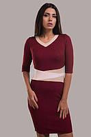 """Шикарное женское платье ткань """"Кукуруза"""" 48, 52, 54 размер батал"""