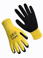 """Перчатки нейлоновые с латексным покрытием """"Пена"""" Seven WL-1002 69476"""