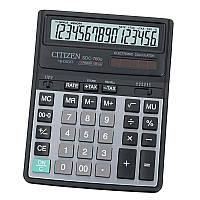 Калькулятор Citizen SDC-760 16ти разрядный