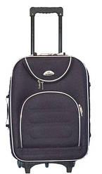 Чемодан дорожный сумка Bonro Lux (средний) темно-фиолетовый