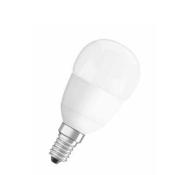 Лампа LED SUPERSTAR CLASSIC P25 ADV 3.8 W 827 E14 OSRAM диммируемая