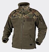 Флисовая кофта Helikon-Tex Infantry Duty Fleece Jacket Olive Green