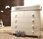 Комод-пеленатор Luxury орех темный, фото 2