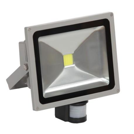 Галогенный светодиод 30W холодный KD1223 Уличный фонарь