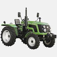 Трактор DW 244 X (4х4, 24 л.с ГУР, колеса 7.5-16/11.2-24)