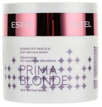 Комфорт-маска для светлых волос Estel professional (Эстель), 300 мл.