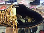 Зимние кроссовки New Balance 754 HL754BB yellow без меха. Живое фото (Реплика ААА+), фото 5
