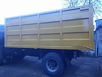 Переоборудование грузовых авто в зерновоз