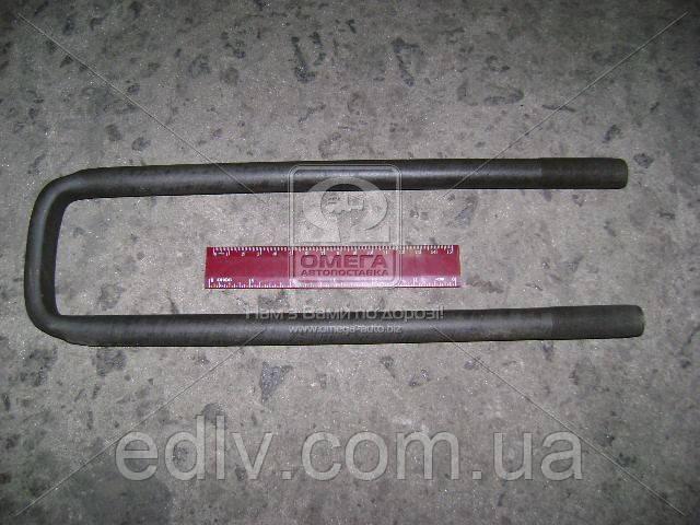 Стремянка рессоры задней ГАЗ 33104 ВАЛДАЙ (пр-во. ГАЗ) 33104-2912408-10