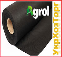 Агроволокно мульчирующее черное Agrol (Агрол) 50 г/м2 3,2х100
