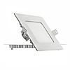 Светильник LED встраиваемый в потолок квадратный 6W лед