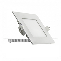 Светильник LED встраиваемый в потолок квадратный 18W лед, фото 1
