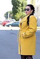 Женское пальто (больших размеров) в расцветках t-8225BR