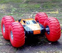Трюковая машинка - перевертыш на радиоуправлении с надувными колесами SPA1005358W