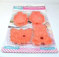 Формы для выпечки вырубка+штамп\печать для печенья, фото 1