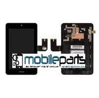 Оригинальный Дисплей + Сенсор (Модуль) для планшета Asus ME572 MeMO Pad 7 (K007) (С рамкой) (Черный)