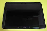 """Оригинальный дисплей (модуль) + тачскрин (сенсор) с рамкой Samsung Galaxy Tab 4 10.1"""" T530 T531 T535 (черный)"""