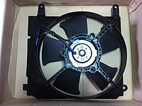 Электровентилятор радиатора Ланос 1,5