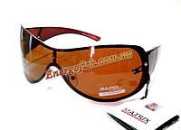 Очки Matrix поляризационные 08130 C8-90-8 коричневые маска