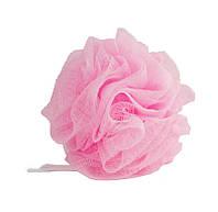 Мочалка Balea для тела, розовая