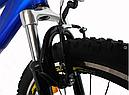 Подростковый велосипед Azimut Jumper-24 A, фото 2