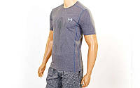 Компрессионная мужская футболка Under Armour серый
