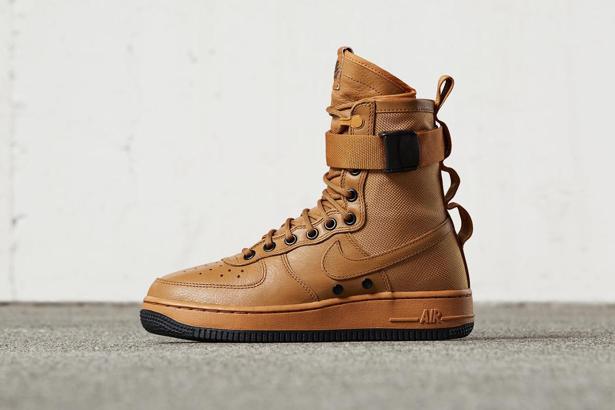 """4622748356c5 Кроссовки Nike SF-AF1 Air Force 1 """"Hazelnut"""